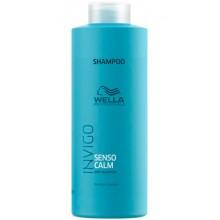 WELLA Professionals INVIGO BALANCE SENSO CALM Sensitive Shampoo - Шампунь для чувствительной кожи головы 1000мл
