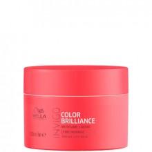 WELLA Professionals INVIGO COLOR BRILLIANCE Fine/Normal Protection Mask - Маска для защиты цвета окрашенных НОРМАЛЬНЫХ и ТОНКИХ волос 150мл