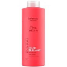WELLA Professionals INVIGO COLOR BRILLIANCE Fine/Normal Protection Shampoo - Шампунь для защиты цвета окрашенных НОРМАЛЬНЫХ и ТОНКИХ волос 1000мл