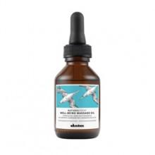 Davines NATURALTECH Well-Being Massage Oil - Массажное масло для кожи головы 100мл